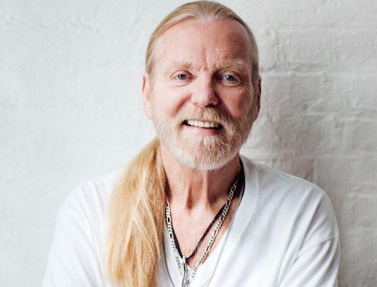 Gregg Allman, da Allman Brothers Band