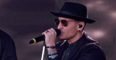 Linkin Park no programa de Jimmy Kimmel