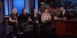 U2 na televisão