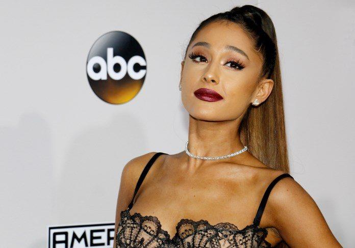 Ariana Grande em 2016
