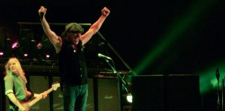 Brian Johnson, do AC/DC
