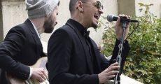 Chester Bennington canta no funeral de Chris Cornell