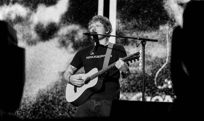 Ed Sheeran em Curitiba