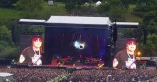 Guns N Roses em Slane Castle