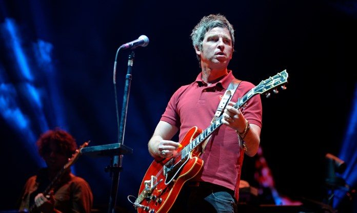 Noel Gallagher no Festival Benicassim 2015