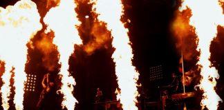 Rammstein no DVD em Paris
