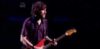 John Frusciante no Reading 2007