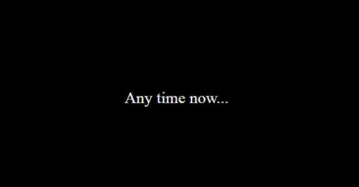 Mensagem no site de Robert Plant