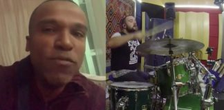 Alexandre Pires - solo bateria