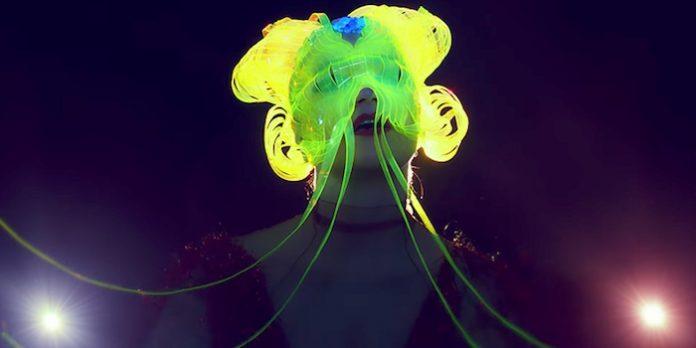 Björk - notget video