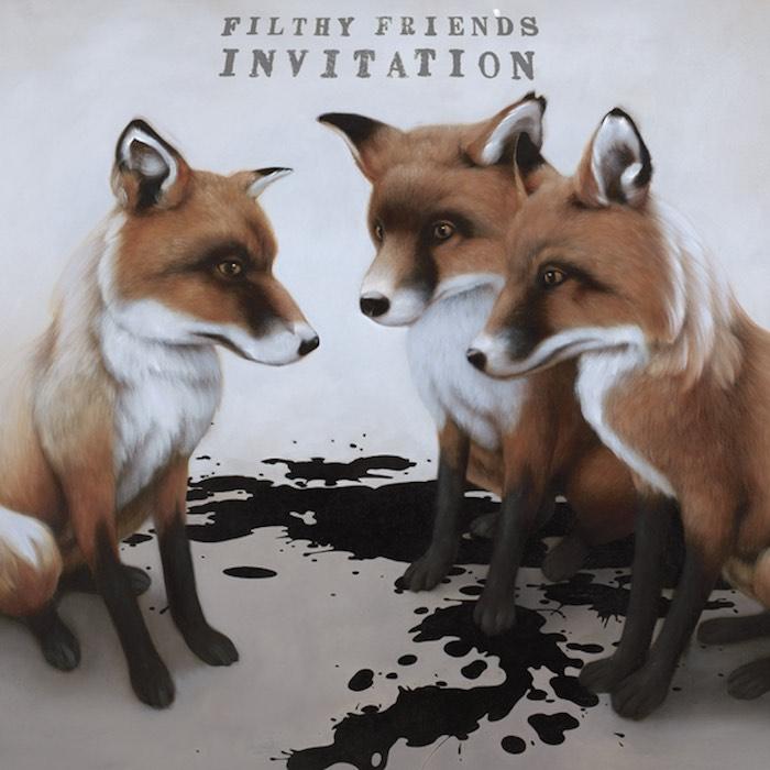 Filthy Friends - Invitation capa