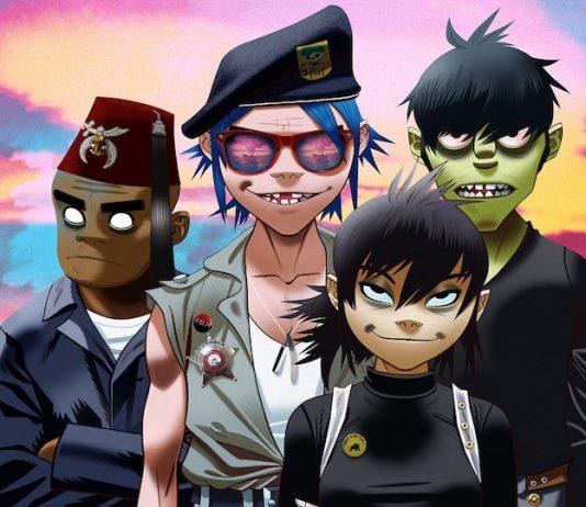 Gorillaz - banda