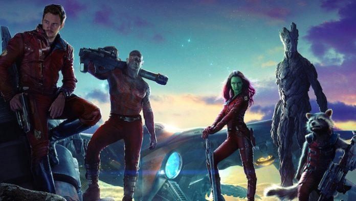 Guardiões da Galáxia - poster