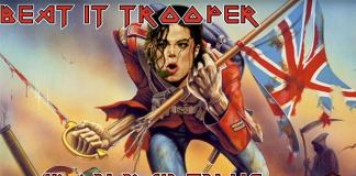 Iron Maiden com Michael Jackson - mashup
