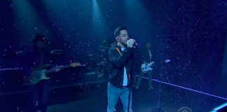 Linkin Park - Invisible na TV americana