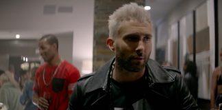 """Maroon 5 - Clipe de """"Cold"""""""