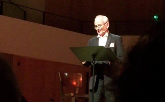 Bill Murray canta Van Morrison