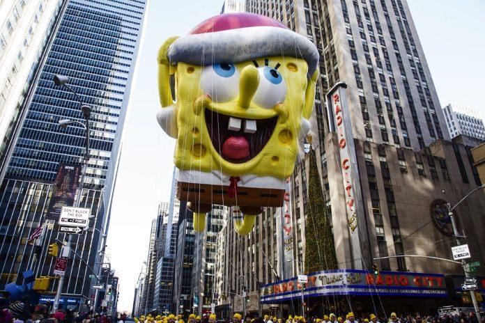 Bob Esponja em Nova York
