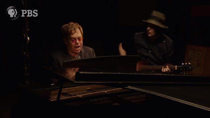 Elton John e Jack White