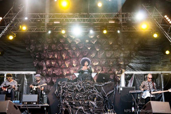 Elza Soares no NOS Primavera Sound