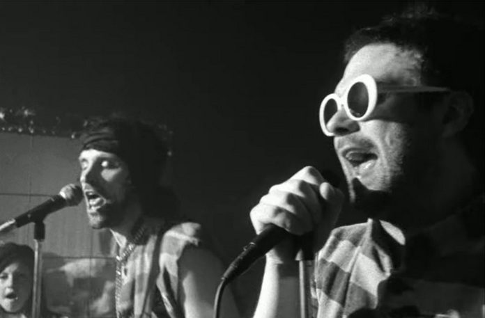 Kasabian - God Bless This Acid House
