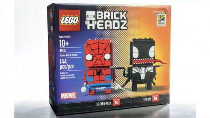 lego spider man venom