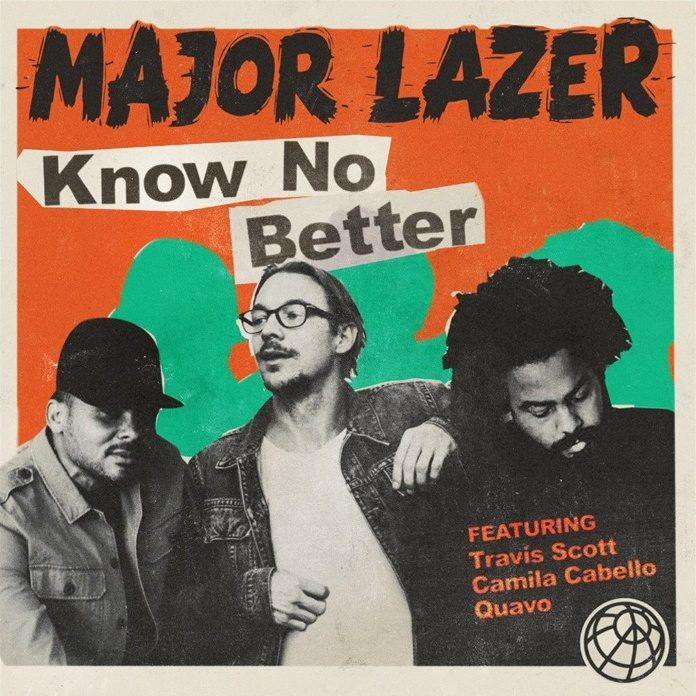 Major Lazer - Know No Better