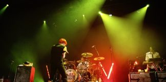 My Chemical Romance em Barcelona, 2011