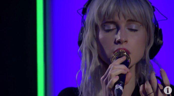 Paramore na BBC Radio 1