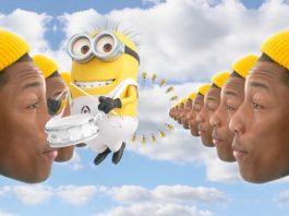 """Pharrell - """"Meu Malvado Favorito"""" trilha"""