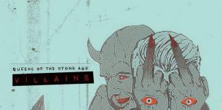 Queens Of The Stone Age - Villains (capa alternativa)