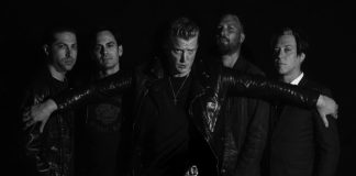 Queens Of The Stone Age em 2017