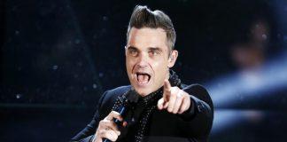 Robbie Williams na Itália, 2017