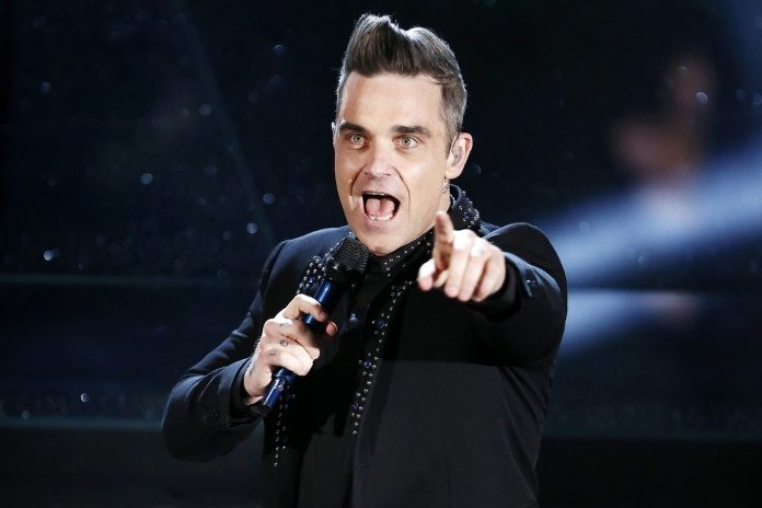 Robbie Williams na Itália, 2017