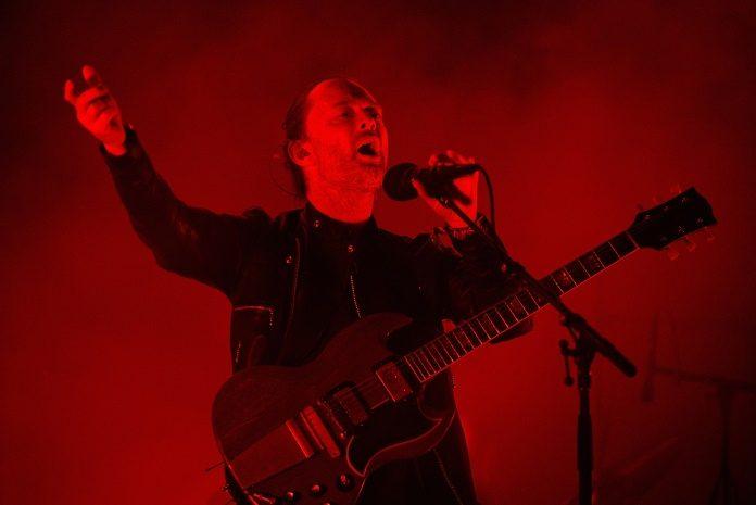 Radiohead no Primavera Sound 2016