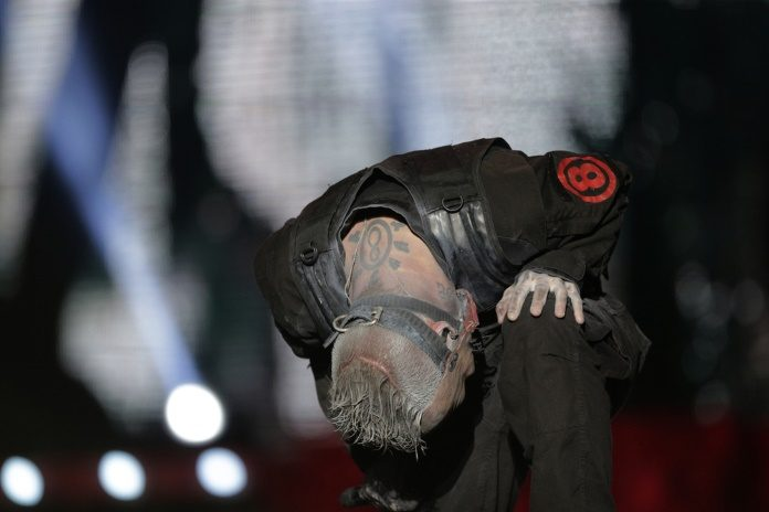 Slipknot no Rock In Rio