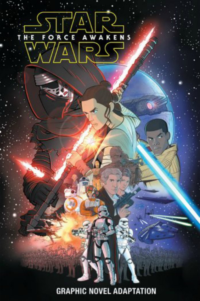star wars vii the force awakens cover