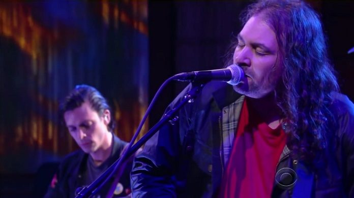 The War On Drugs no Colbert
