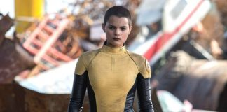 Brianna Hildebrand Deadpool The Exorcist