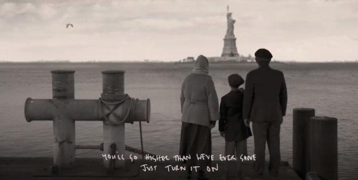 Coldplay - clipe para