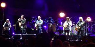 Eagles - primeiro show sem Glenn Frey