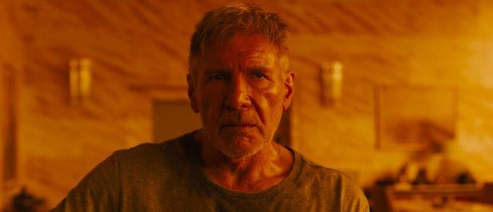 Harrison Ford em Blade Runner 2049