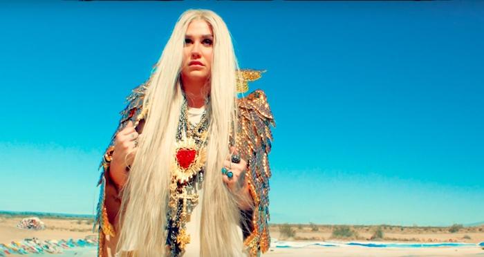 Kesha lança 'Praying', música que compõe seu próximo álbum 'Rainbow'