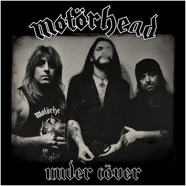 Motörhead - álbum covers under cover