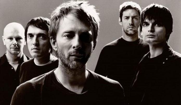 Resultado de imagem para radiohead