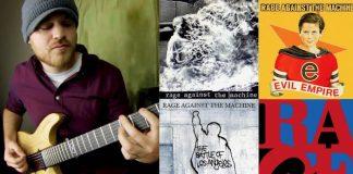 Rob Scallon - Rage Against The Machine