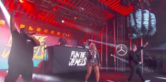 Run The Jewels com Joi no Jimmy Kimmel