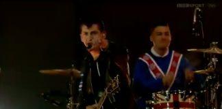 Arctic Monkeys nas Olimpíadas de 2012