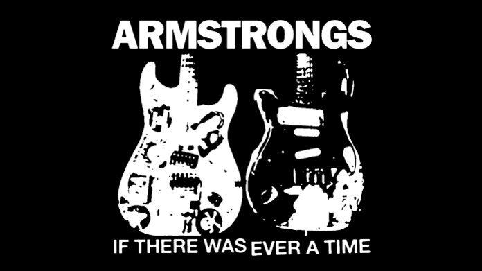 ARMSTRONGS: banda formada por Rancid e Green Day