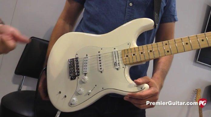 Guitarra de Ed O'Brien